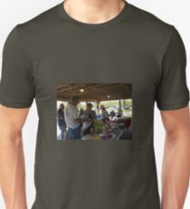 before michaels or hobby lobby therewas leewards Unisex T-Shirt
