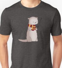 Harry Pawter Otter  T-Shirt