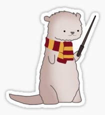 Harry Pawter Otter  Sticker