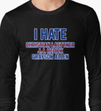 I Hate Grayson Allen Long Sleeve T-Shirt