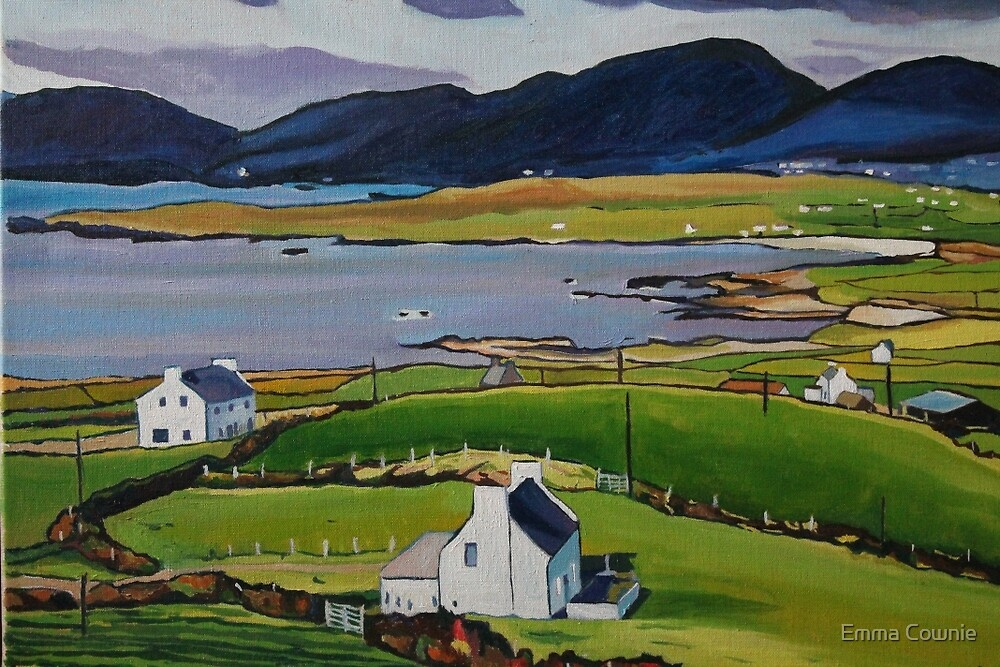North Dingle by Emma Cownie