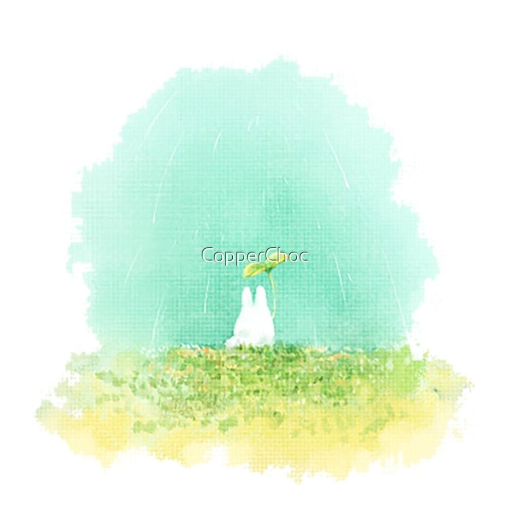 Small Totoro by CopperChoc