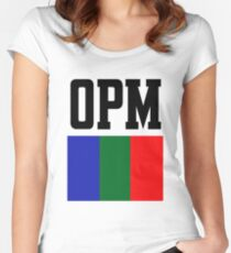 OpM 'Til It's Over Another Day Women's Fitted Scoop T-Shirt