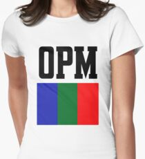 OpM 'Til It's Over Another Day Women's Fitted T-Shirt
