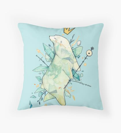 Polar bear king Coussin