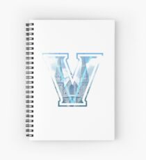Villanova Chapel Spiral Notebook