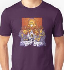 Labyrinth time Unisex T-Shirt