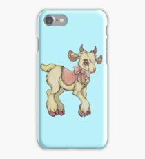 Little Goat iPhone Case/Skin