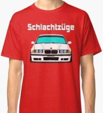 E36 German Slaughter Gang Shirt Classic T-Shirt