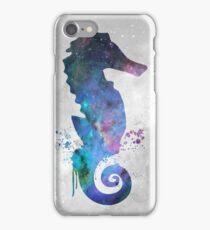 Galaxy Series (Seahorse) iPhone Case/Skin