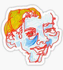 Wobbley Sticker
