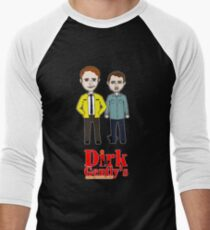 Dirk Gently's Holistic Detective Agency Men's Baseball ¾ T-Shirt