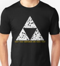 May The Triforce Be With You T-Shirt