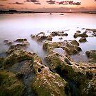 Smoky Rocks by Motti Golan
