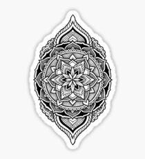 """Chahcapoyas"" Sacred Geometry Mandala Sticker"