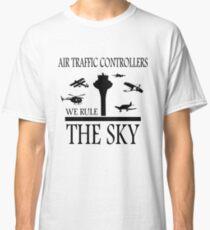 Aviation Air Traffic Controllers Classic T-Shirt