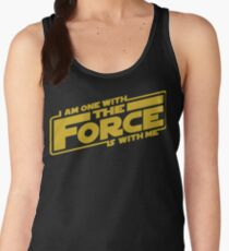 I am one with it Women's Tank Top
