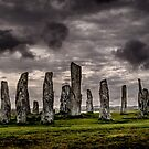 Callanish Stone Circle by Colin Metcalf