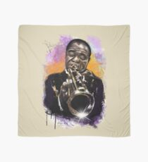 Louis Armstrong Tribute Scarf