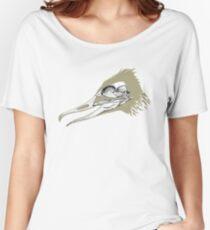 Crazy Ducky Women's Relaxed Fit T-Shirt