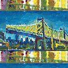 ED Koch Bridge - Queensboro Bridge NYC RD Riccoboni by RDRiccoboni