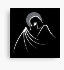 The Dark Lord Rises Canvas Print