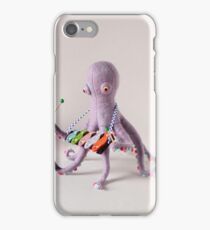 Octopus Band iPhone Case/Skin