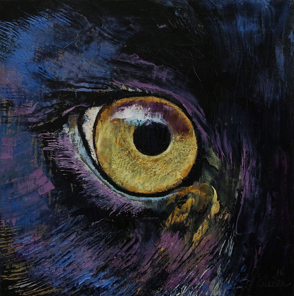 Panther Eye by Michael Creese