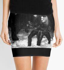 Satanic warmaster Mini Skirt