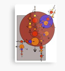 Constellation Metal Print