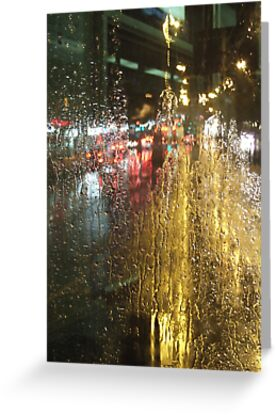 Rain abstraction by Ongoingline