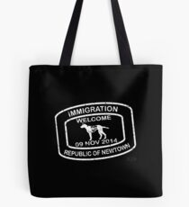 Republic of Newtown - 2014: White Tote Bag