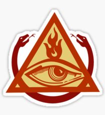 The Order of the Triad Sticker