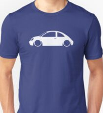Lowered car for Volkswagen New Beetle (1998-2011) enthusiasts T-Shirt