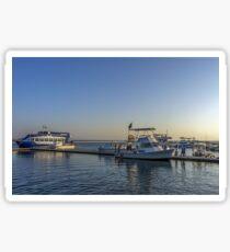 Red Sea Boat Trip Sticker