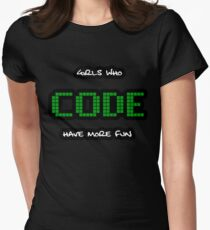 GIRLS WHO CODE T-Shirt