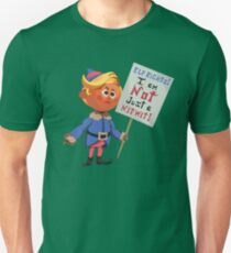Hermey the Elf Protesting Elf Rights Unisex T-Shirt