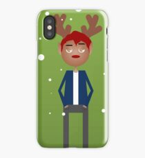 Jimmy the Reindeer iPhone Case