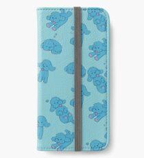 yuri katsuki's phone case iPhone Wallet