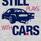 «Sigue jugando con autos (6)» de PlanDesigner