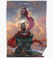 jon bellion tour IV Poster