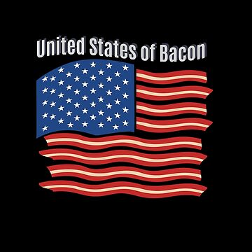 United States of Bacon by smm2276