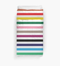 London Underground Tube Lines Duvet Cover