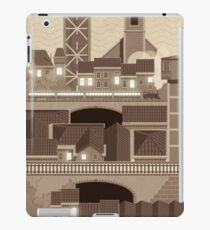 Townscape Vintage iPad Case/Skin