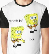 Spongebob Boi Graphic T-Shirt