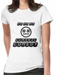 Bo Burnham - Classic Comedy Womens Fitted T-Shirt