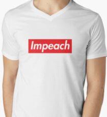 Impeach Supreme Men's V-Neck T-Shirt