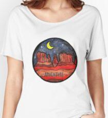 Desert Adventure  Women's Relaxed Fit T-Shirt