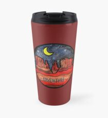 Desert Adventure  Travel Mug