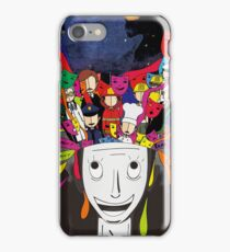future mind of indonesia teenager iPhone Case/Skin
